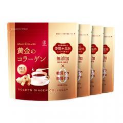 【919】黄金のコラーゲン4袋セット